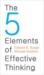 5 elements thinking