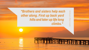 Brothers and sisters help each other (3)